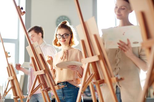 Cours de dessin et de peinture à Nantess