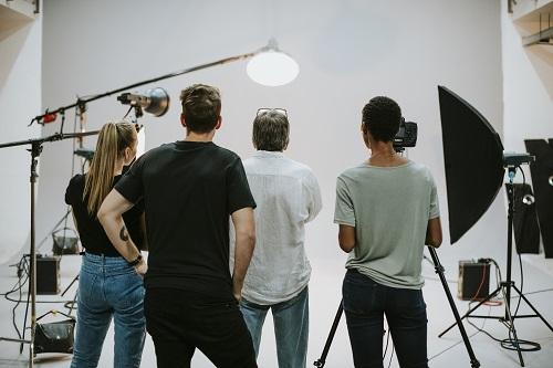 studio de production audiovisuelle
